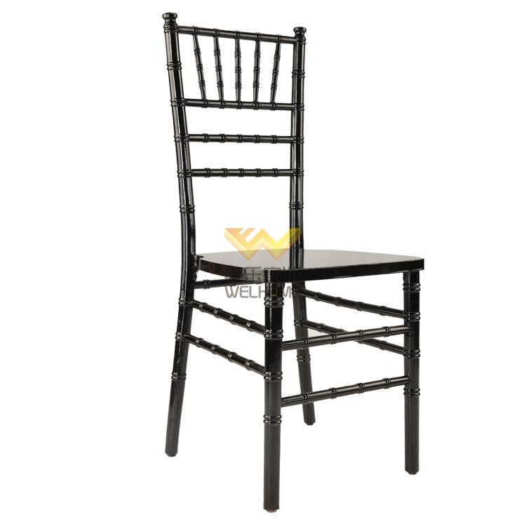 F1001 hotsale solid wooden colorful chiavari chair in stock