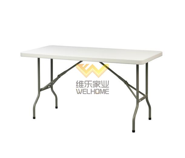 5- FT Ractangular Folding Party Table for event/family uses