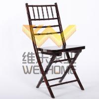 solid wood folding chiavari chair for event and hospitality F1006