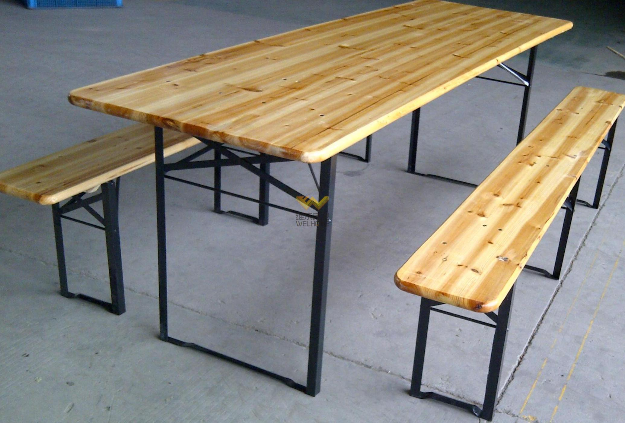 Beer Table Set for outdoor event/wedding, China wholesale Beer Table ...