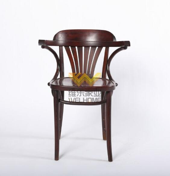 Mahogany bentwood dinning chair