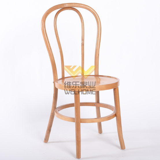 Hot sale burlywood thonet chair for event