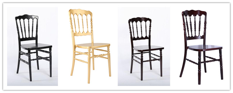Solid Wood Napoleon Chair Series: