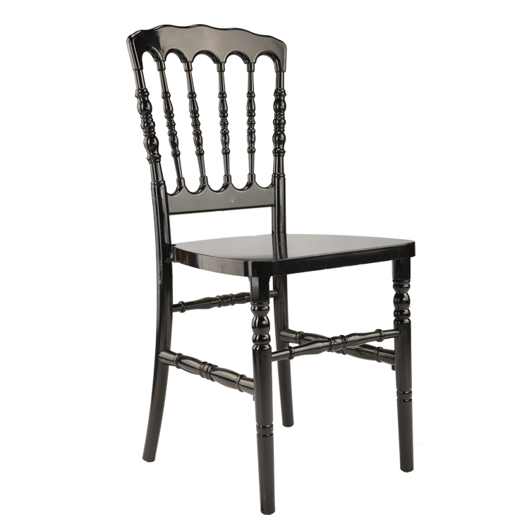 Black PC Napoleon chair