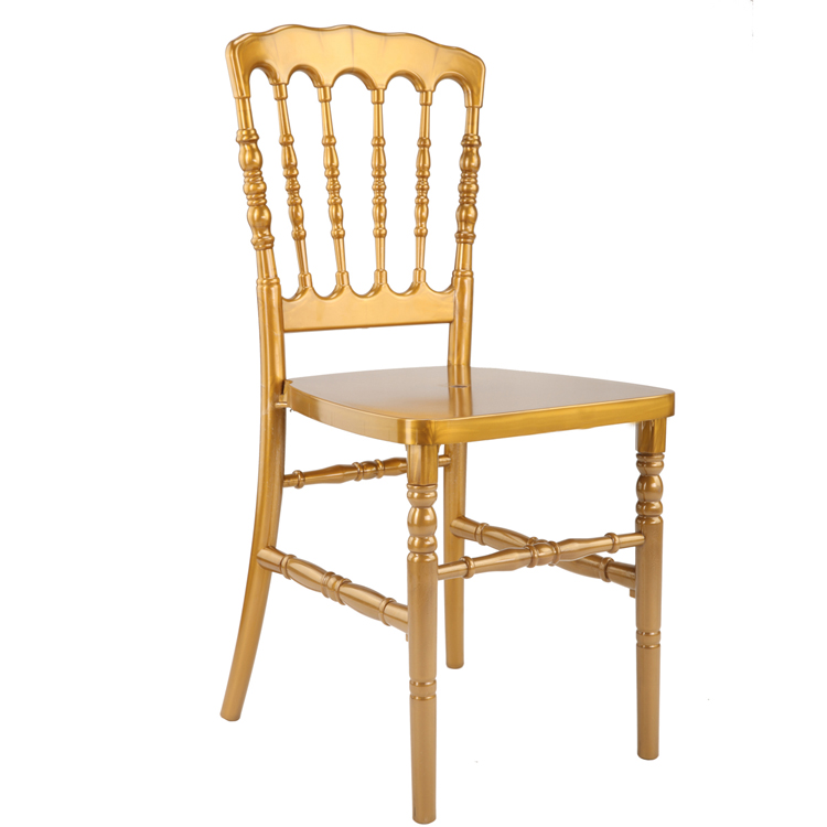 Gold Napoleon Chair