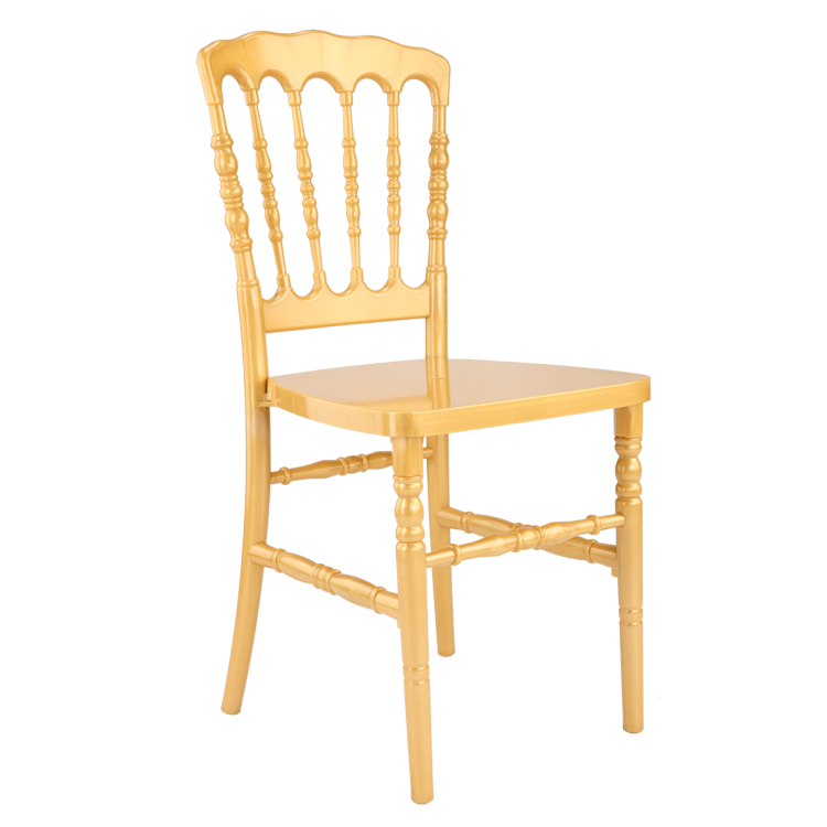 Yellow Napoleon chair