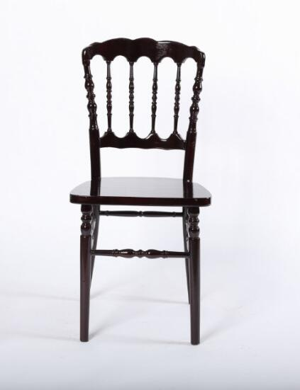 Mahogany napoleon chair