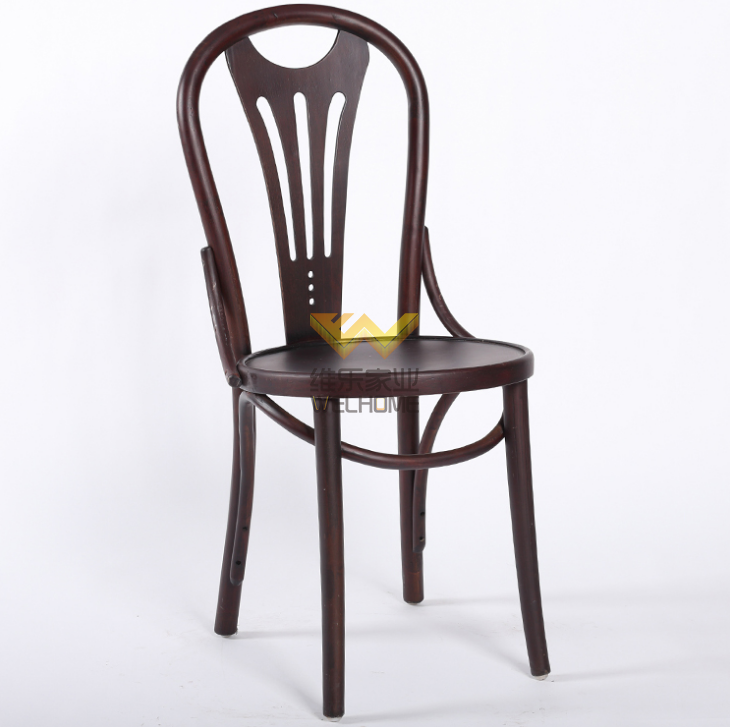 Mahogany vienna thonet chair