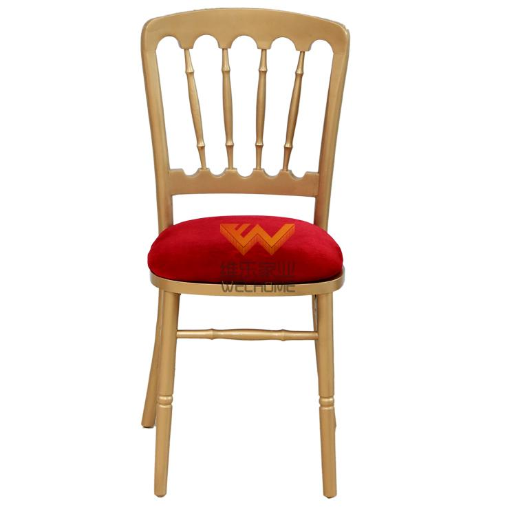 Wedding and event use beech wooden chateau chair on sale