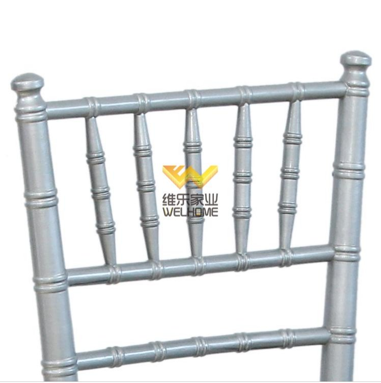 High quality Silver Wooder Chiavari Chair for wedding/event