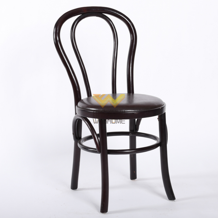 Cheap wood thonet chair for wedding/event