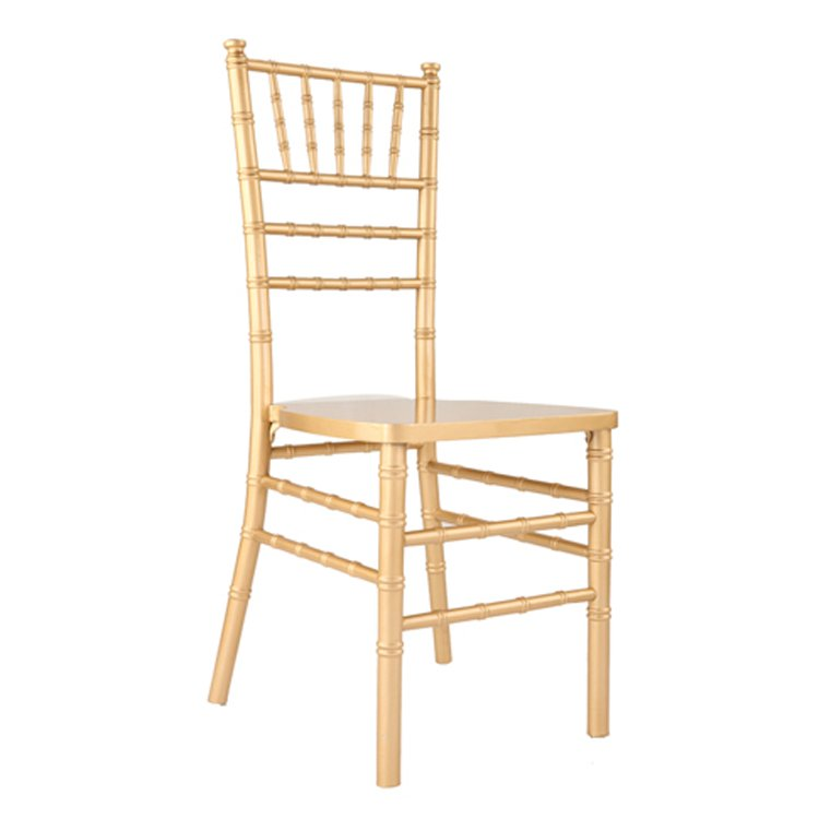 Rose Gold Wooden Chiavari Chair for wedding/event