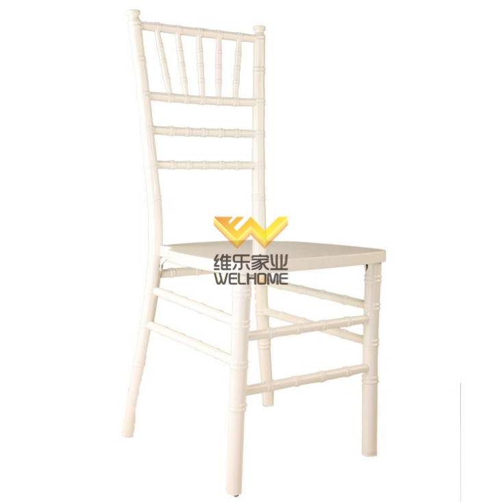 white decoration chiavari chair white tiffany chair for wedding/event